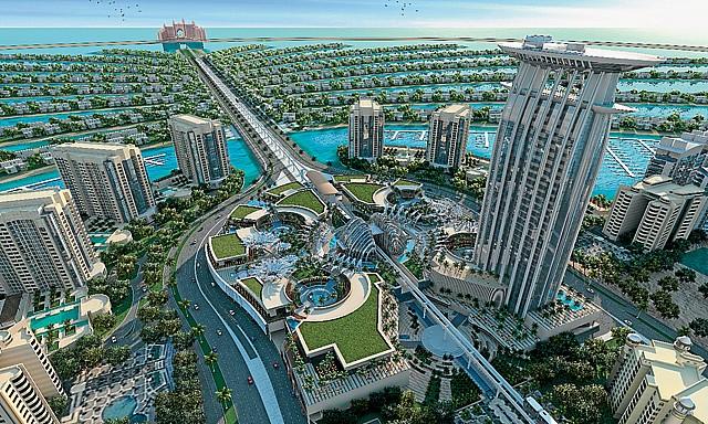 Palm Jumeirah, Tempat Wisata Spektakuler di Dubai