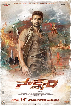 Saakshyam (2018) Full Hindi Dual Audio Movie Download 480p 720p HDRip