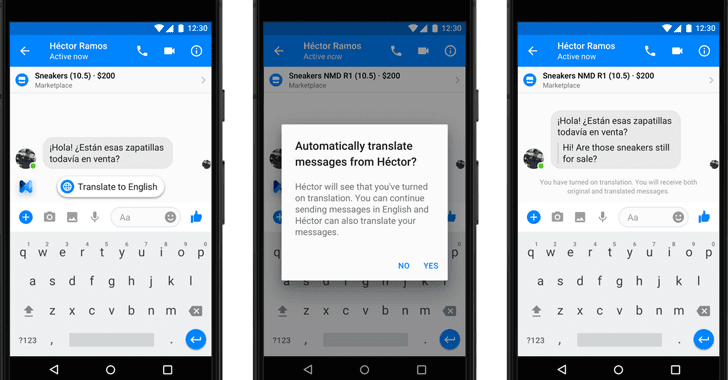 facebook-messenger-translation