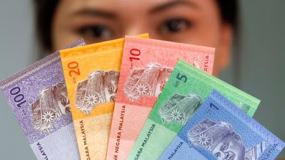 menabung ikut warna wang kertas