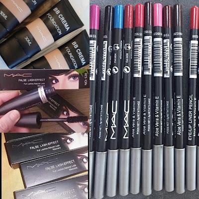 Prodotti makeup contraffatti