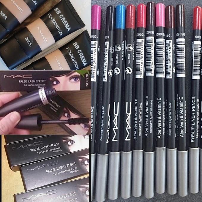 Prodotti Make-up contraffatti: Attenzione!
