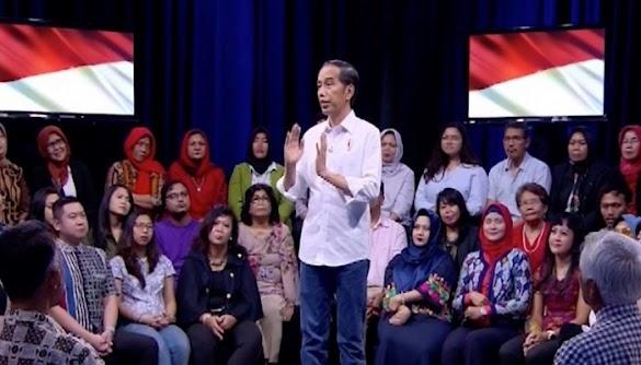 Jokowi Diduga Curi Start Kampanye di TV, Begini Kata KPU dan Bawaslu