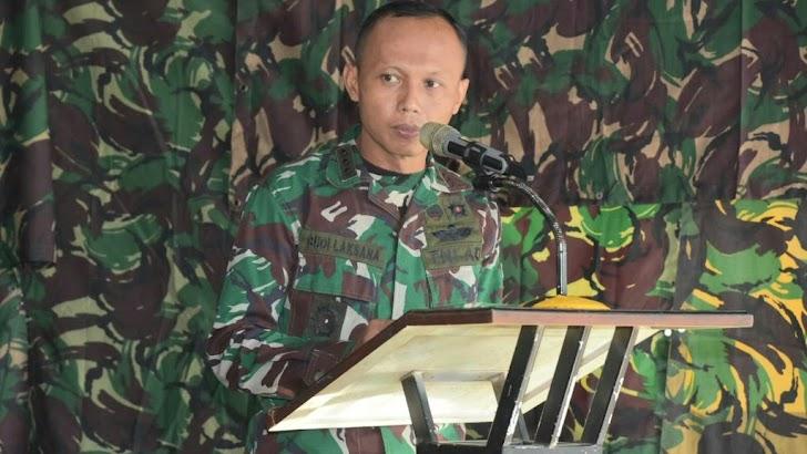 Korem 141/Tp, Gelar BINKOM Dipimpin Danrem Brigjen TNI Djashar Djamil
