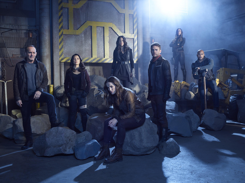Agents of SHIELD, Season 5, Clark Gregg, Chloe Bennet, Ming-Na Wen, TV Series