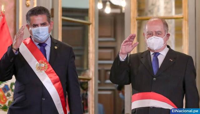Manuel Merino y Flores-Aráoz denunciados por homicidio calificado