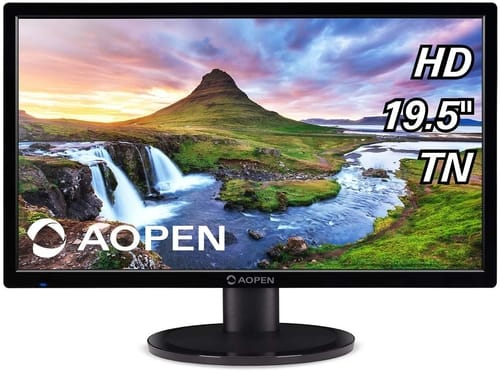 Review AOPEN 20CH1Q bi 19.5 HD TN Monitor