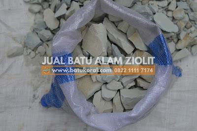 jual batu zeolit di cilegon murah