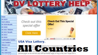 All Visa Lottery Application Form Download Guide 2018/2019 – www.cic.gc.ca.