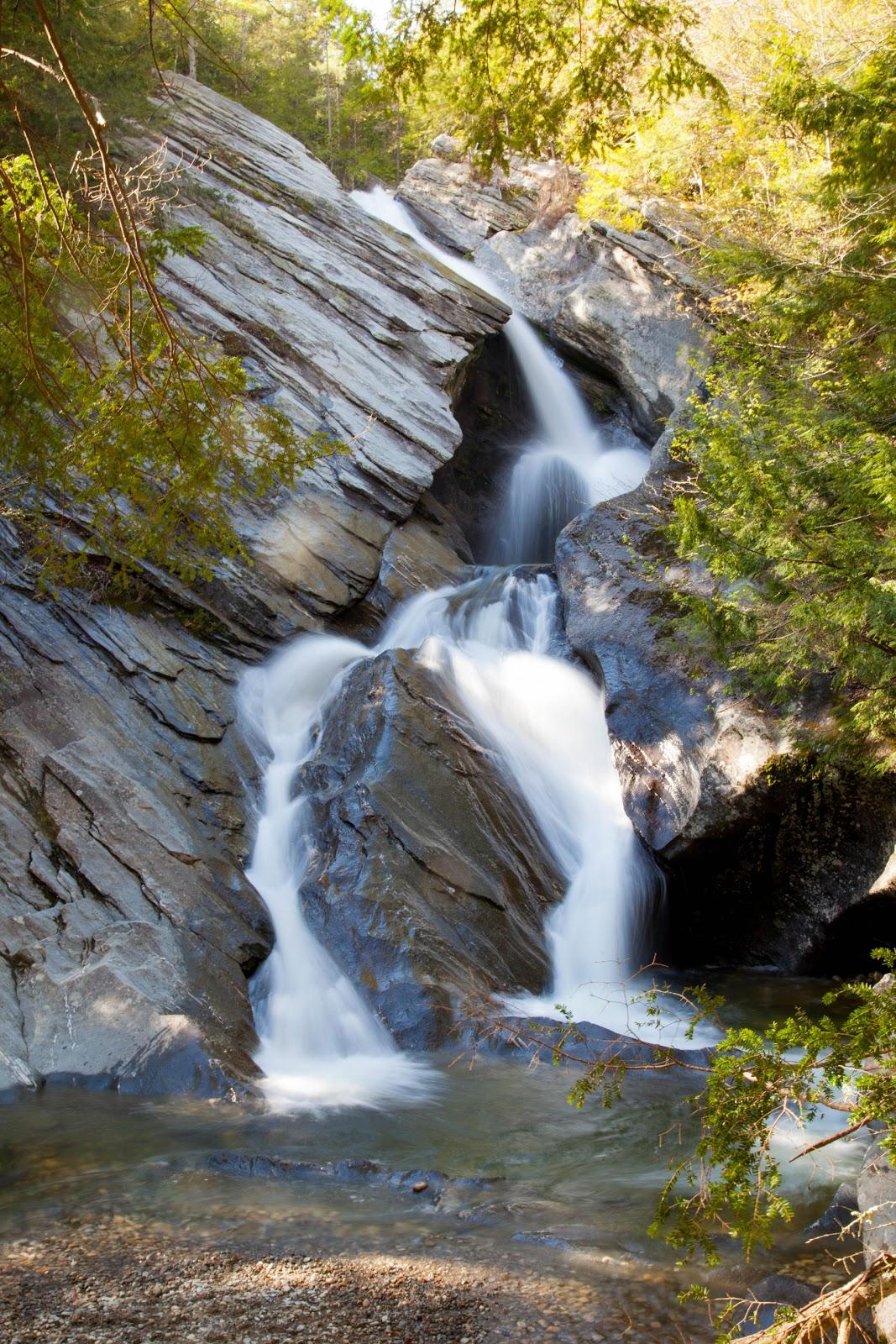Hamilton Falls, Vermont, United States - World Waterfall