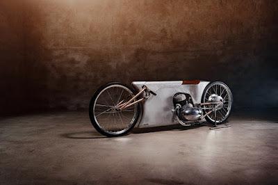 Motorcycle Steam-Punk