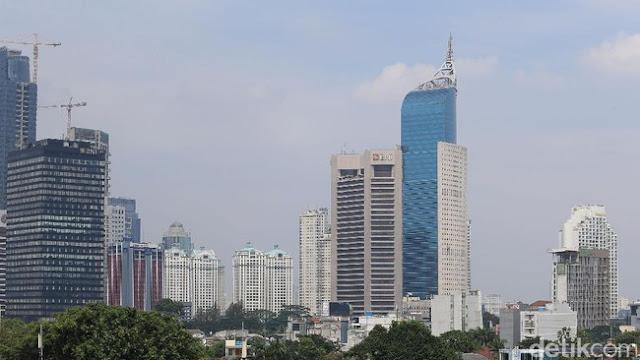 Target Jokowi Ekonomi RI Tumbuh 5,4% Sulit Tercapai?