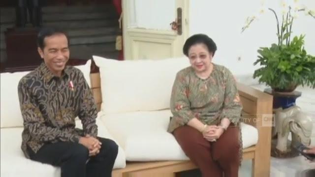 Isu Jokowi 3 Periode, Megawati: yang Omong Itu yang Kepengen Sebetulnya!