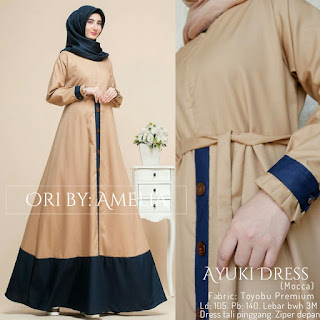 gamis amelia hijab