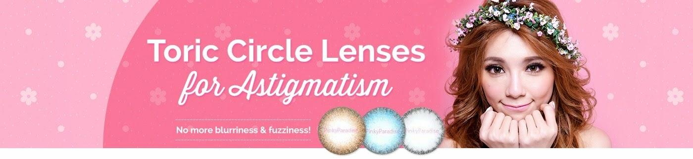 Toric Circle Lenses