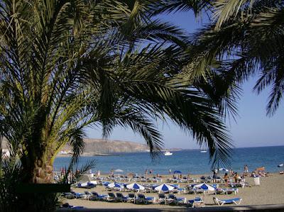 Hotel Parque Santiago IV Teneriffa