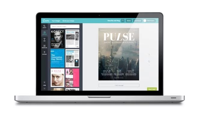 4 Best Free Online Magazine Cover Makers