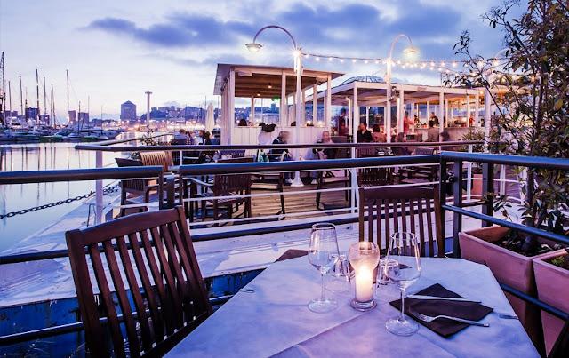 Restaurantes em Génova