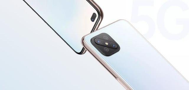 هواتف اوبو الجديدة RENO 4 Z 5G