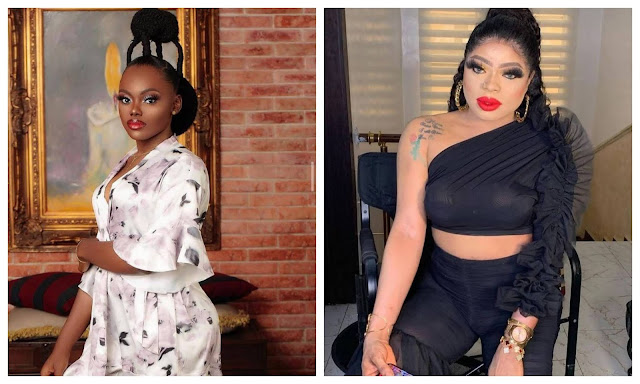 Get ready to defend yourself or rot in jail– Kayanmata seller, Omoshola blows hot at Bobrisky