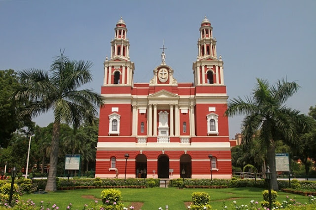 Sacred Heart Cathedral Church, Best Places to Visit in Delhi