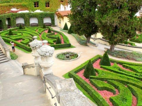 Jardín Vrtba (Vrtbovka zahrada) (Praga) (@mibaulviajero)