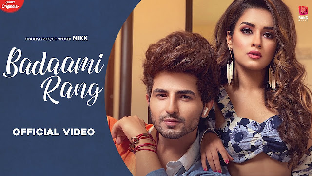 Song  :  Badaami Rang Song Lyrics Singer  :  Nikk Lyrics  :  Nikk Music  :  Ikky Director  :  Tru Makers
