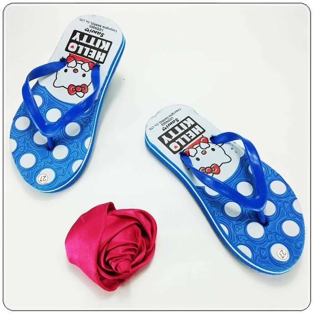 Sandal Anak Cantik - AB Love Hellokitty Anak