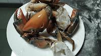 Crab in pieces food Recipe Healthy Dinner Recipe