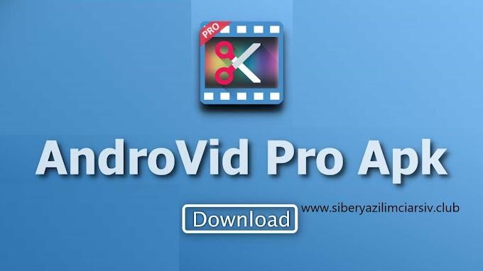 AndroVid Pro Apk - Video Düzenleyici Mod v4.1.6.2