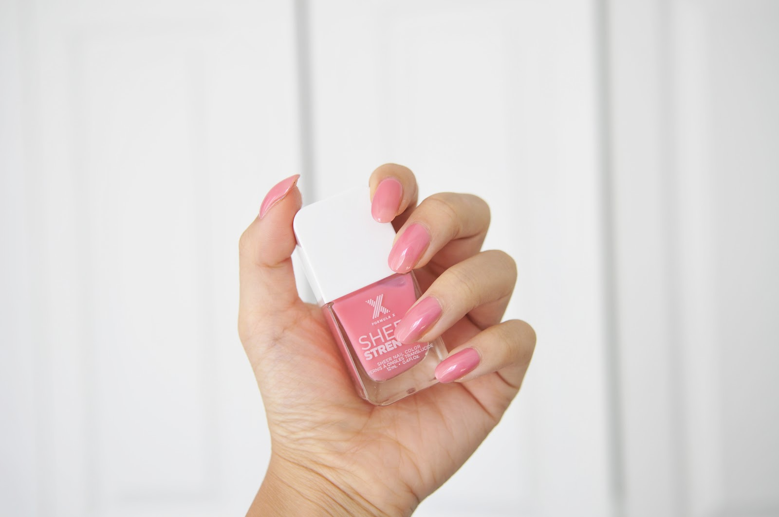 Formula X Sheer Nail Color 100