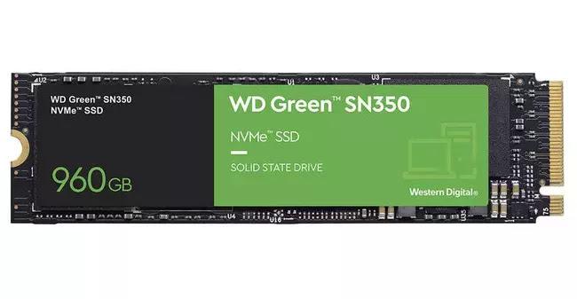 WD Green SN350 M.2 NVMe