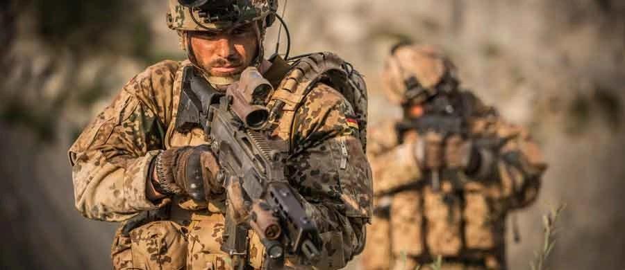 Rheinmetall представила концепцію модульної системи «солдатів майбутного» наступного покоління