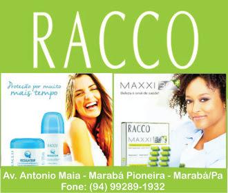 RACCO COSMÉTICOS -- MARABÁ/PA