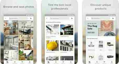 Aplikasi Desain Rumah Terbaik - Houzz – Home Design & Remodel