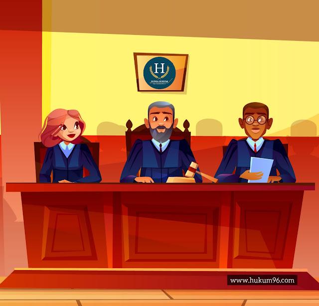 Tugas Pokok Hakim Terhadap Jalannya Persidangan