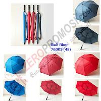 Payung Golf Otomatis Sarung Kain Susun 2 (76003)