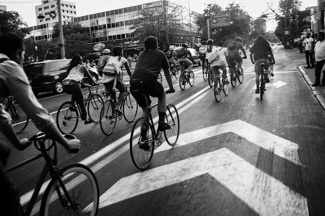 A pandemia veio aumentar o uso da bicicleta?