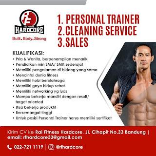 Karir Gaji Lowongan Kerja Rai Fitness Bandung 2020 Terbaru