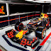 F1: Red Bull Racing con decoración de James Bond en Gran Bretaña