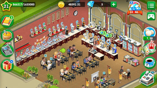My Cafe: Recipes & Stories - Restaurant Game v2019.2 MOD