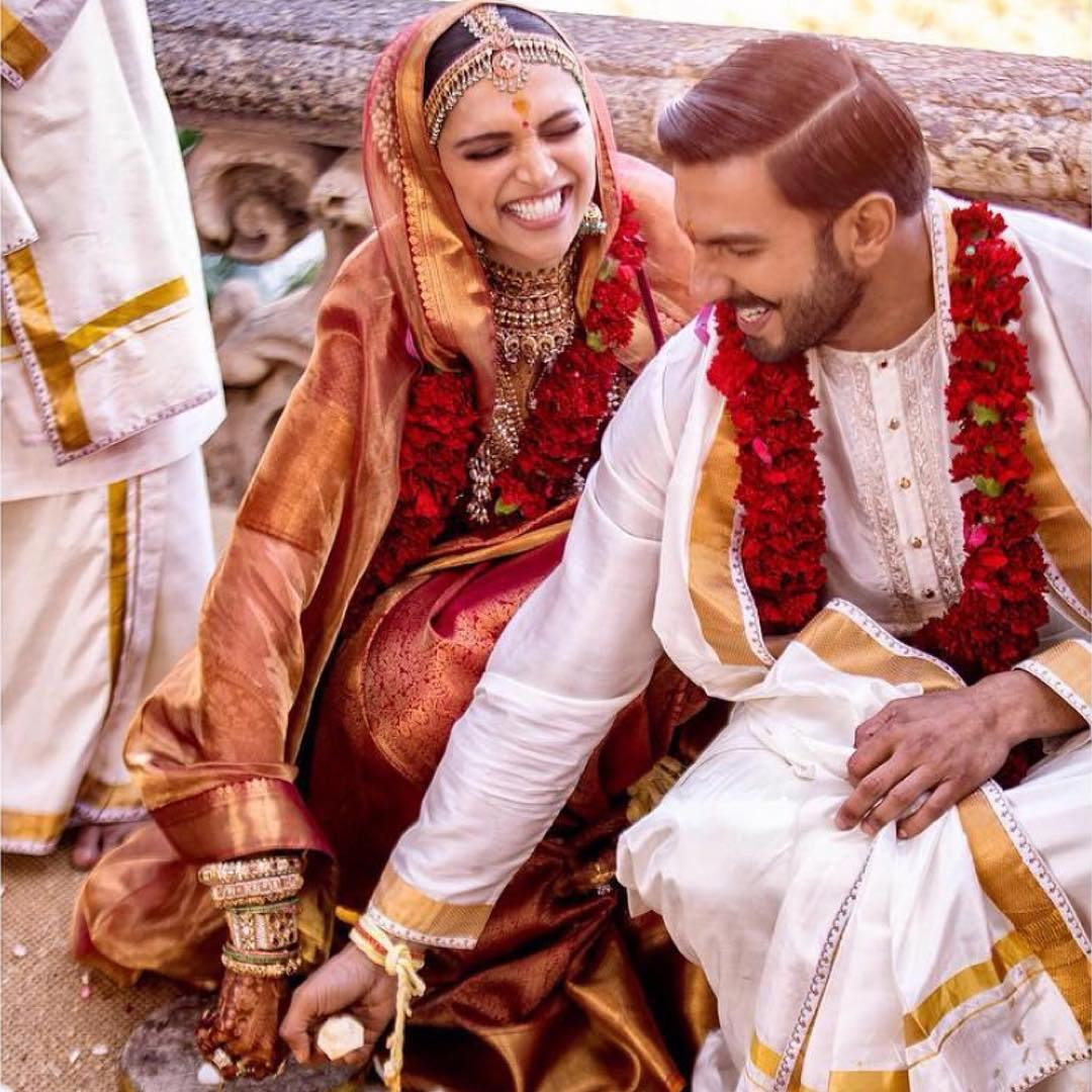 Deepika Padukone Ranveer Singh Wedding Photos, Marriage Video