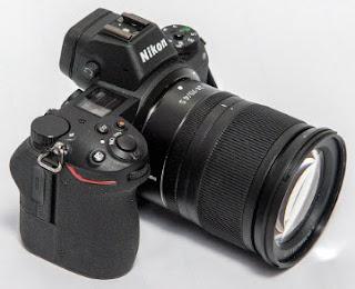 Nikon Z6 - Kamera Mirrorless Terbaik di 2020
