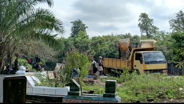 Masyarakat  Sugihan Kecamatan Rambang  Keluhkan Tambang Pasir  Ilegal Beroperasi di Sungai Rambang