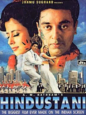 Hindustani 1996 Hindi 720p DVDRip 1.6GB