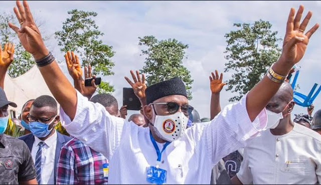 Akeredolu Wins Ondo Governorship Election