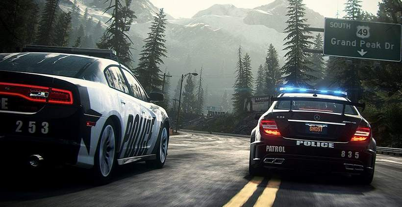 Need For Speed Rivals PC Full Español