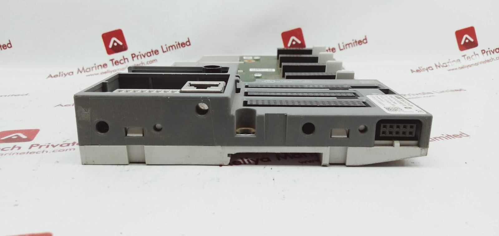 ABB TB541-ETH B1 1SAP 114100R0170 CPU TERMINAL BASE 24VDC | AELIYA