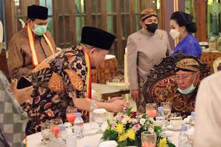 Bertemu Paku Buwono XIII, Ketua DPD RI  Ingin DPD dan Keraton Nusantara Bangun Keutuhan NKRI
