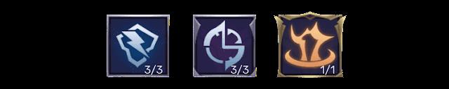 Emblem Baxia Tersakit dan Terkuat